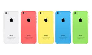 A legolcsóbb Apple iPhone 5C mobil