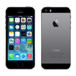 Legolcsóbb iPhone 5S asztroszürke színű